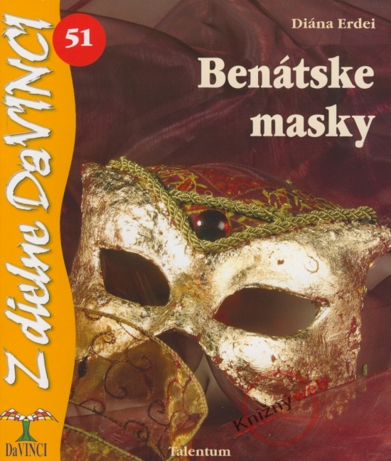 Benátske masky – DaVINCI 51 - Diána Erdei