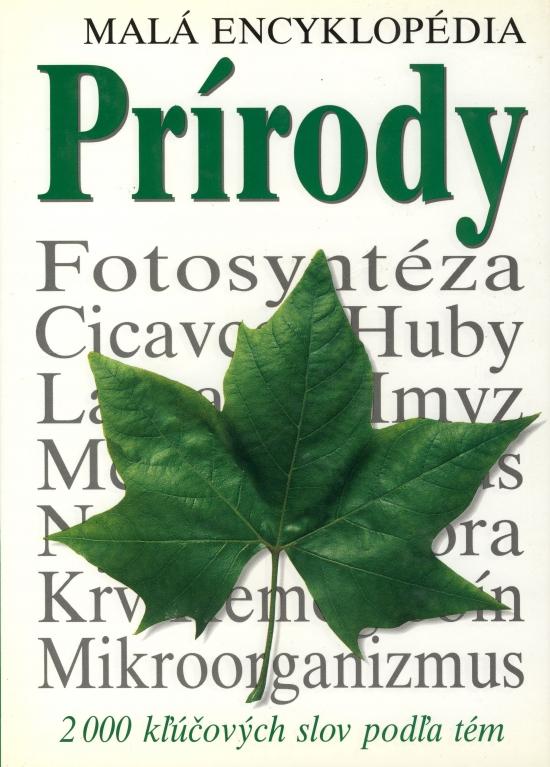 Malá encyklopédia prírody - 3. vydanie - David Burnie