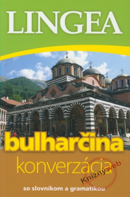 LINGEA Bulharčina - konverzácia so slovníkom a gramatikou