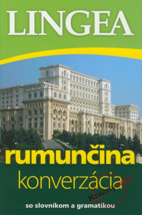 LINGEA Rumunčina - konverzácia so slovníkom a gramatikou