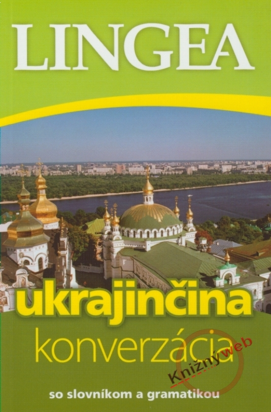 LINGEA Ukrajinčina - konverzácia so slovníkom a gramatikou