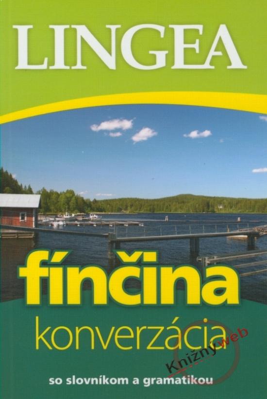 LINGEA Fínčina - konverzácia so slovníkom a gramatikou