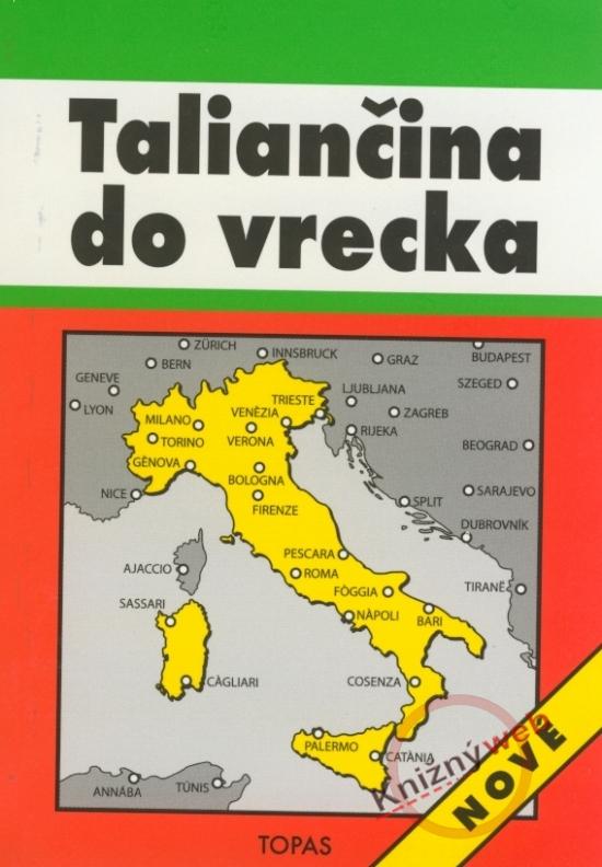 Taliančina do vrecka (TOPAS) - Igor Hanes
