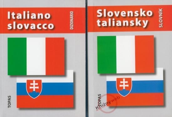 Slovensko taliansky / Italiano slovacco dizionario - Igor Hanes