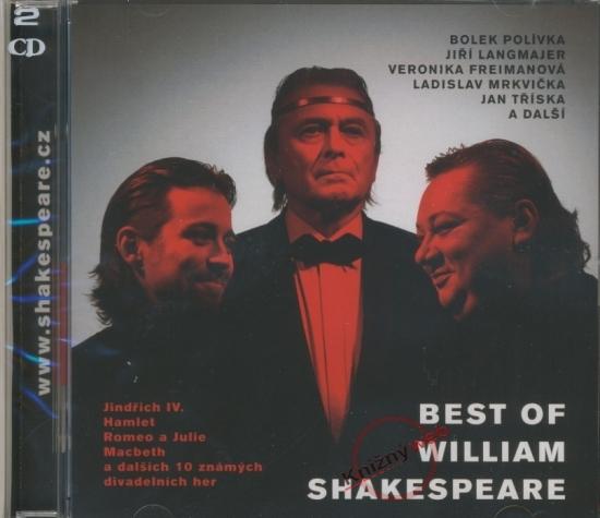 Best of William Shakespeare - KNP-2CD