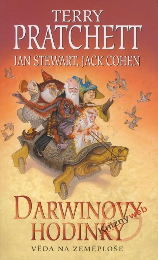 Darwinovy hodinky - Věda na zeměploše III. - Cohen Jack Pratchett Terry, Stewart Ian