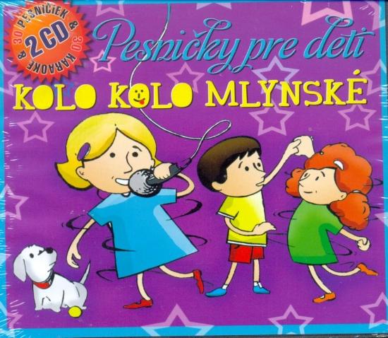 CD-Kolo kolo mlynské- 2CD