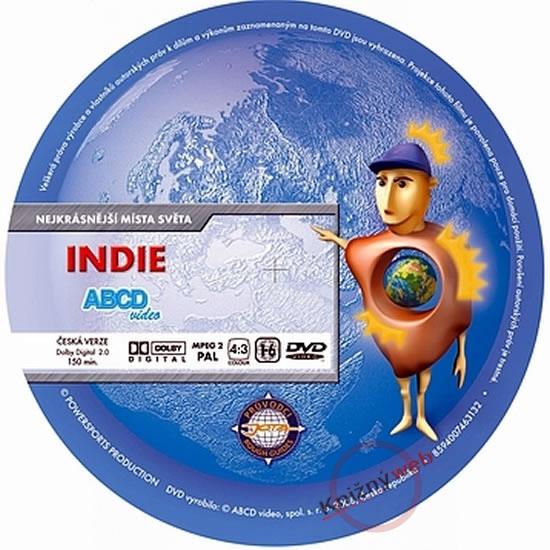 Indie - Nejkrásnější místa světa - DVD