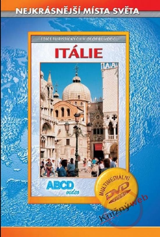Itálie - Nejkrásnější místa světa - DVD
