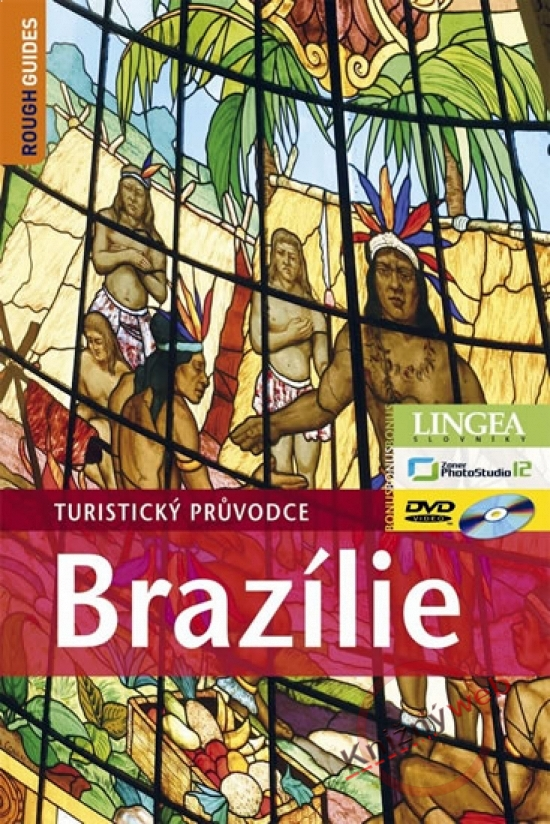 Brazílie - Turistický průvodce - 2. vydání