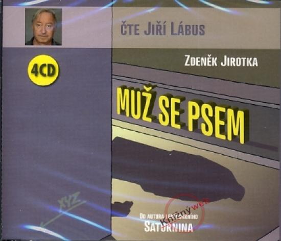 Muž se psem - 4CD - KNP - Zdeněk Jirotka