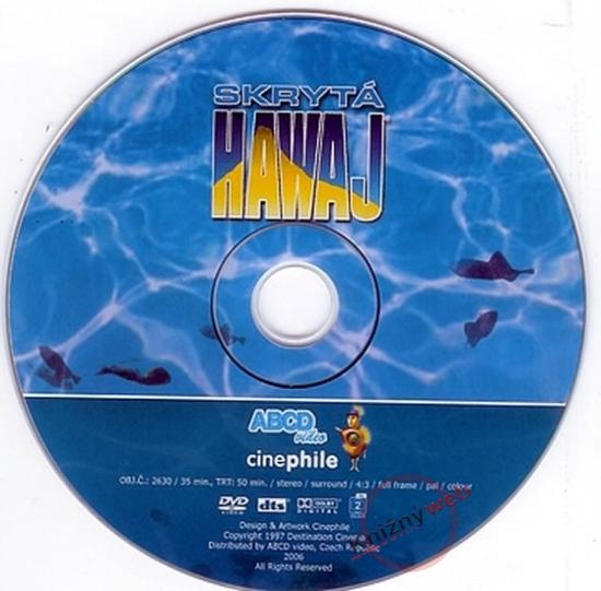 Skrytá Havaj - DVD