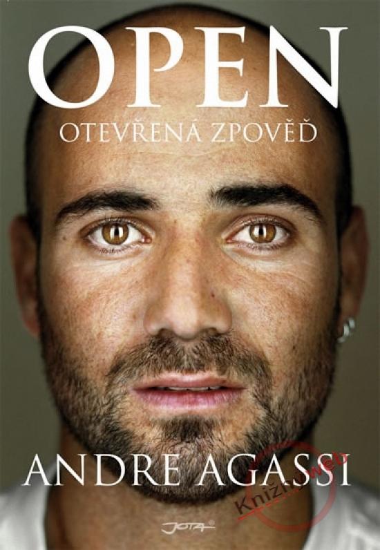 Open - Otevřená zpověď - Andre Agassi