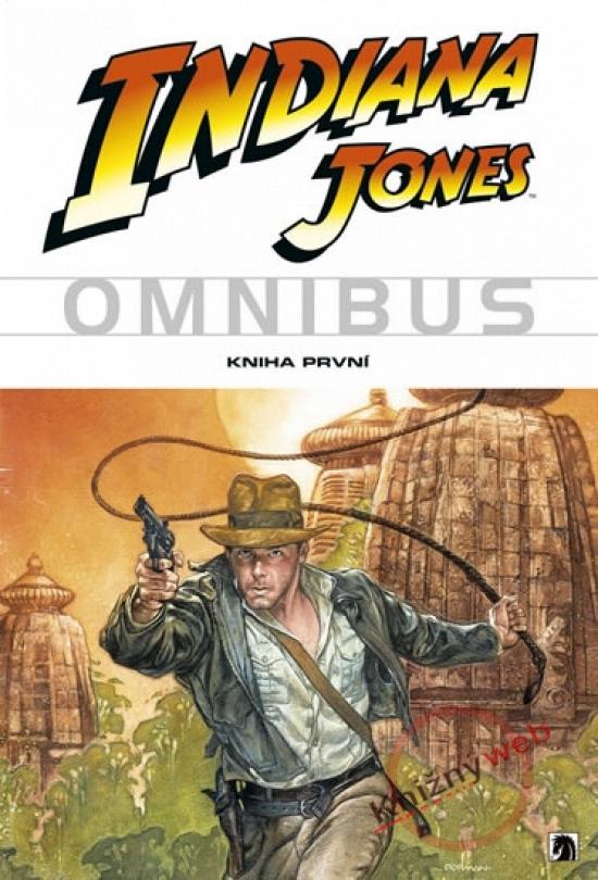 Indiana Jones - Omnibus - kniha první