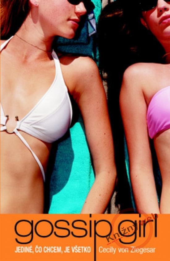 Gossip Girl 3: Jediné, čo chcem, je všetko - Cecily von Ziegesarová