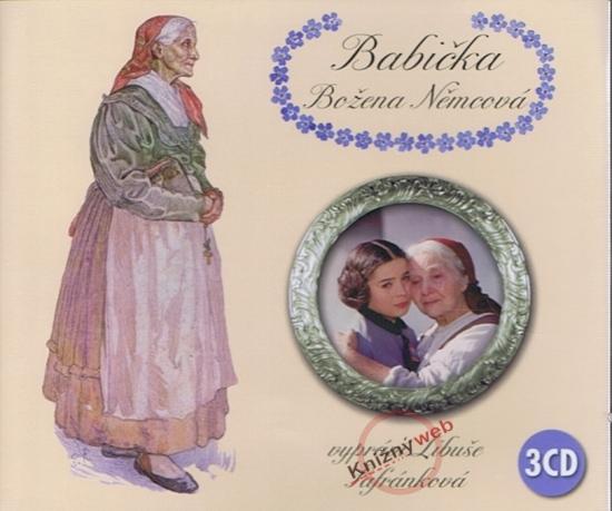 Babička - KNP - 3CD