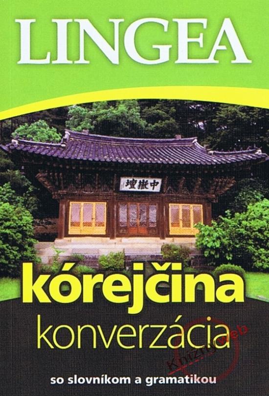 Kórejčina – konverzácia so slovníkom a gramatikou