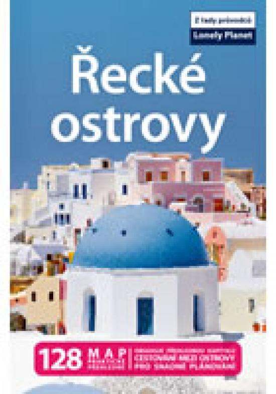 Řecké ostrovy - Lonely Planet - 2. vydání