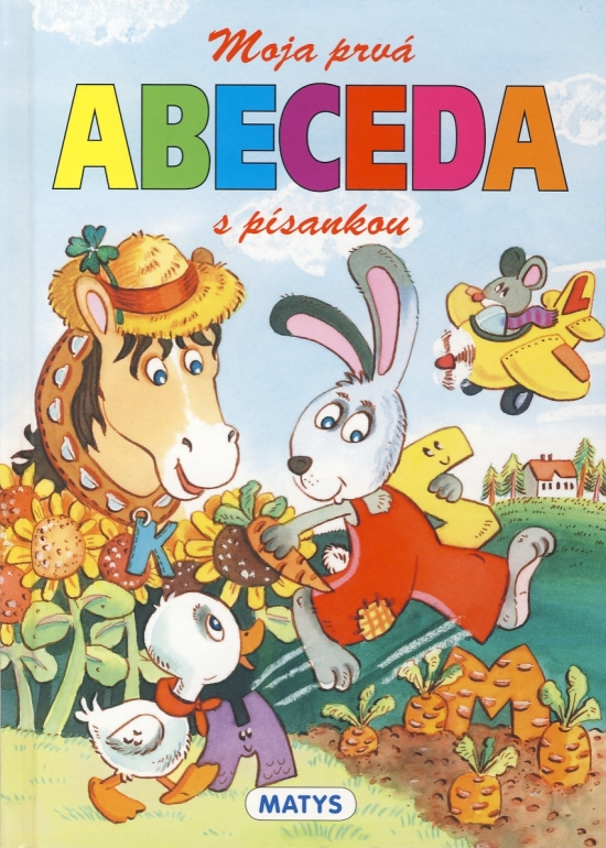 Moja prvá ABECEDA s písankou - 3. vydanie - Eva Javorovičová