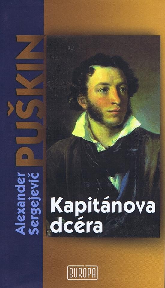 Kapitánova dcéra - Alexander Sergejevič Puškin