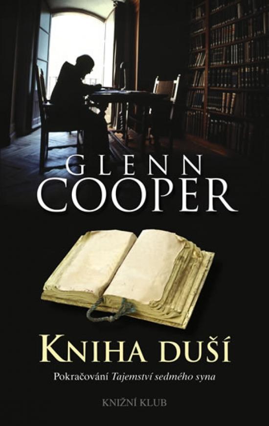 Kniha duší - Glenn Cooper