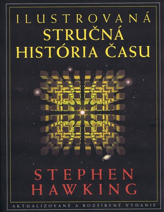 Ilustrovaná stručná história času - 2. vydanie