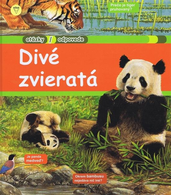 Divé zvieratá - Agnes Vandewiele