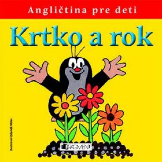 Krtko a rok – Angličtina pre deti - Zdeněk Miler