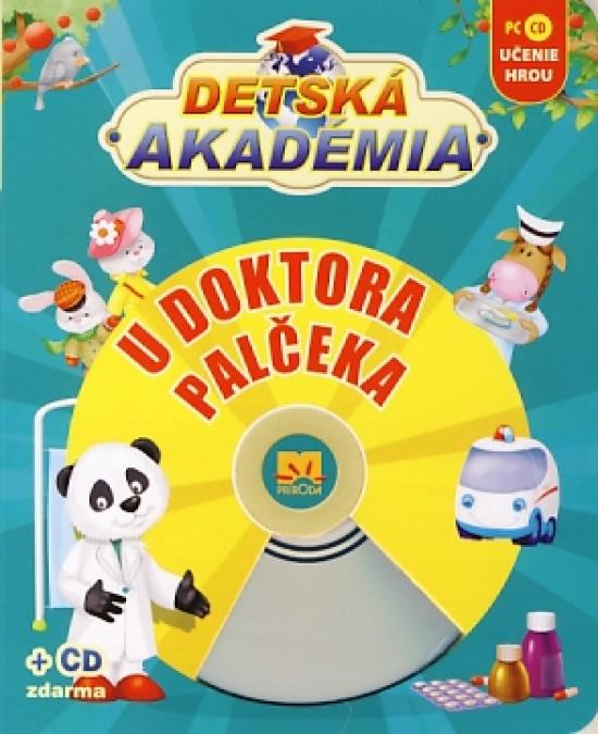 Detská akadémia - U doktora Palčeka +CD