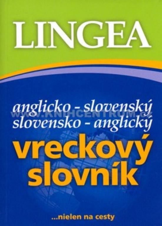 Anglicko-slovenský , slovensko-anglický vreckový slovník -3.vyd.