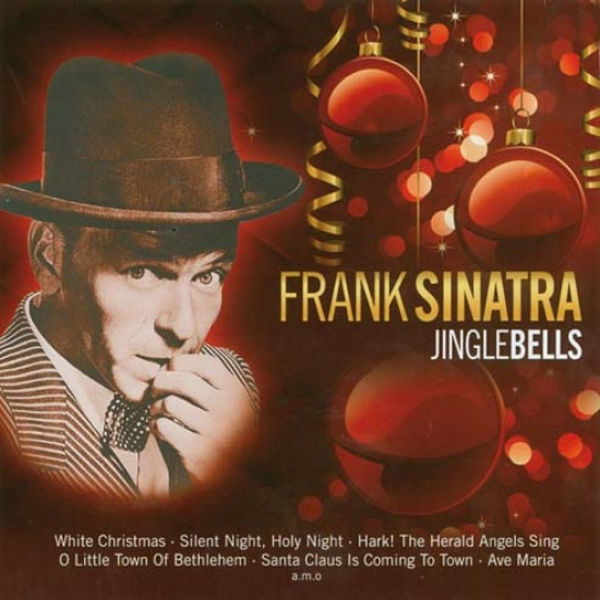 Frank Sinatra Jingle Bells CD