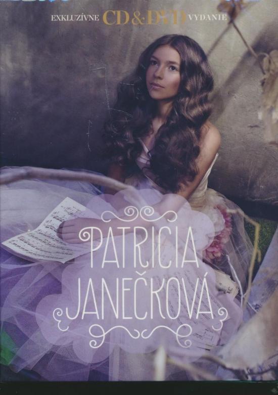 Patricia Janečková-Debutové CD&DVD