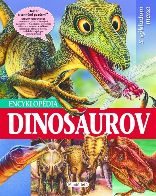 Encyklopédia dinosaurov s výkladom mena - 2. vydanie - Francisco Arredondo