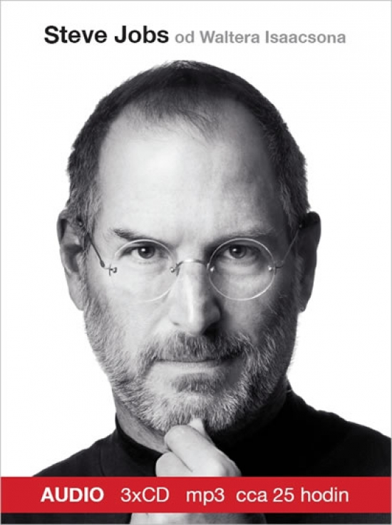 Steve Jobs - 3CD mp3
