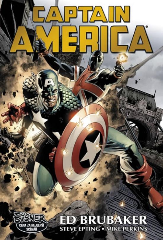 Captain America 2 - Ed Brubaker