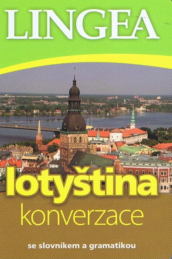 LINGEA CZ-Lotyština - konverzace se slovníkem a gramatikou