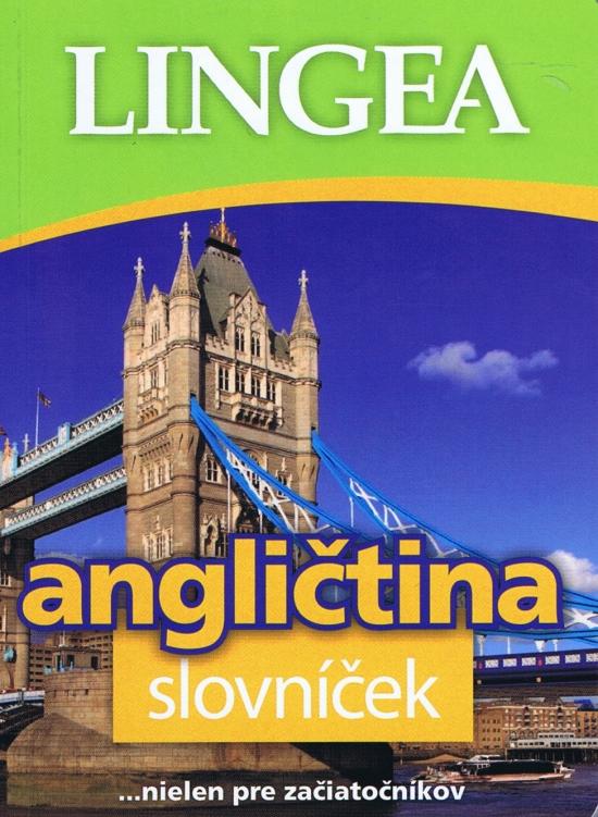 LINGEA - Angličtina slovníček