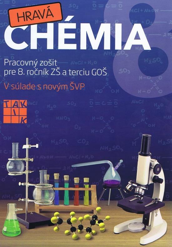 Hravá chémia 8 PZ