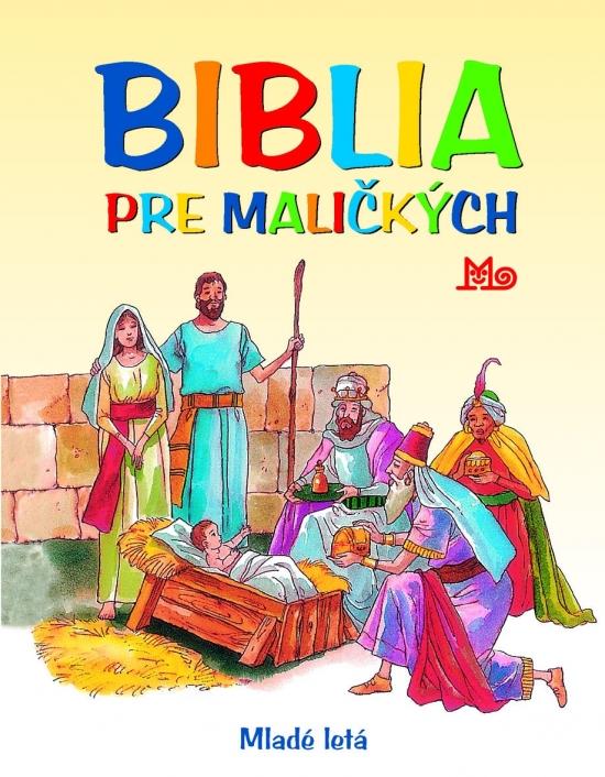 Biblia pre maličkých - 5.vydanie