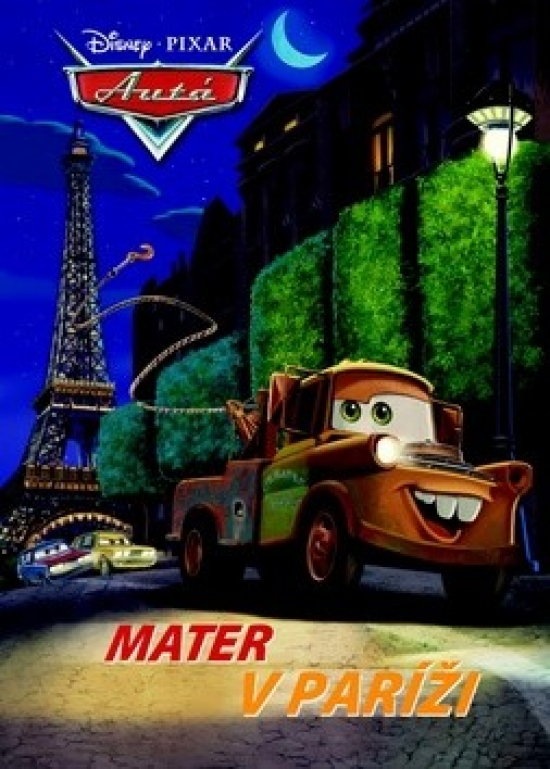 Autá - Mater v Paríži