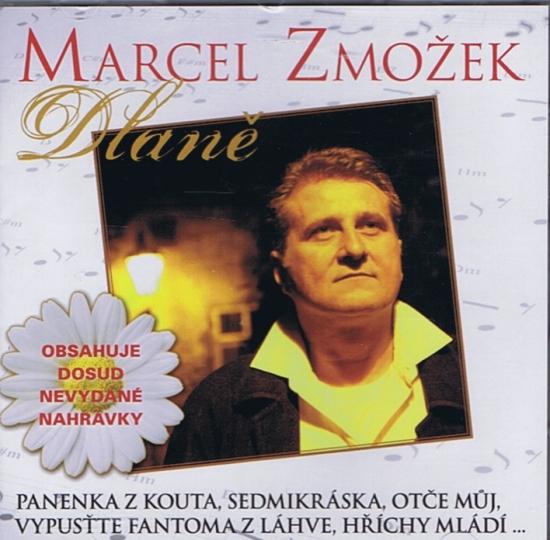 Marcel Zmožek - Dlane - CD