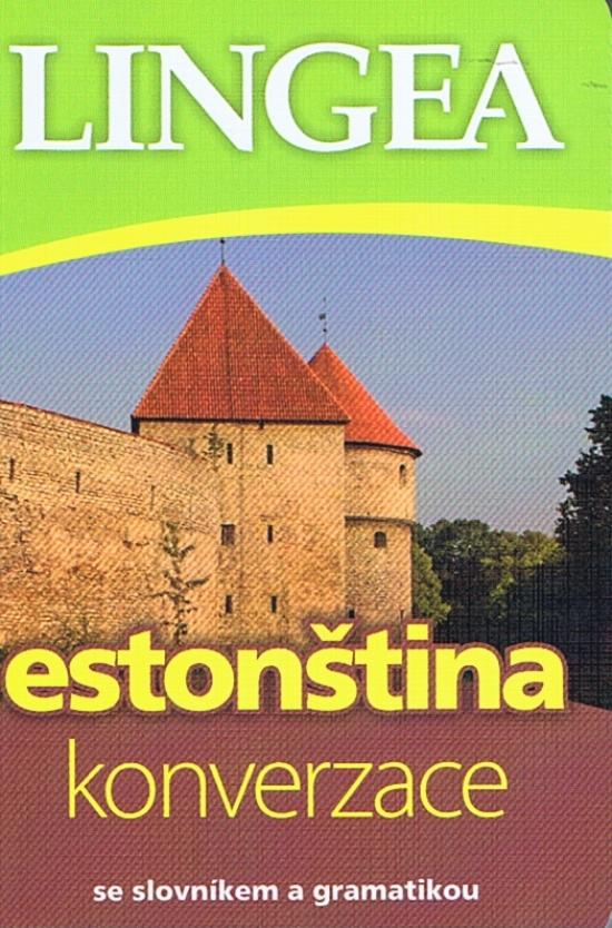 LINGEA CZ-Estonština - konverzace se slovníkem a gramatikou