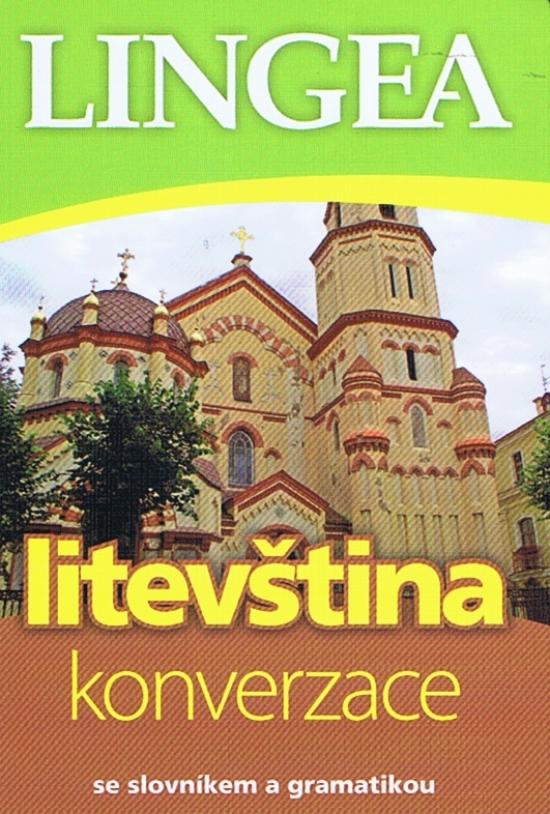 LINGEA CZ-Litevština - konverzace se slovníkem a gramatikou