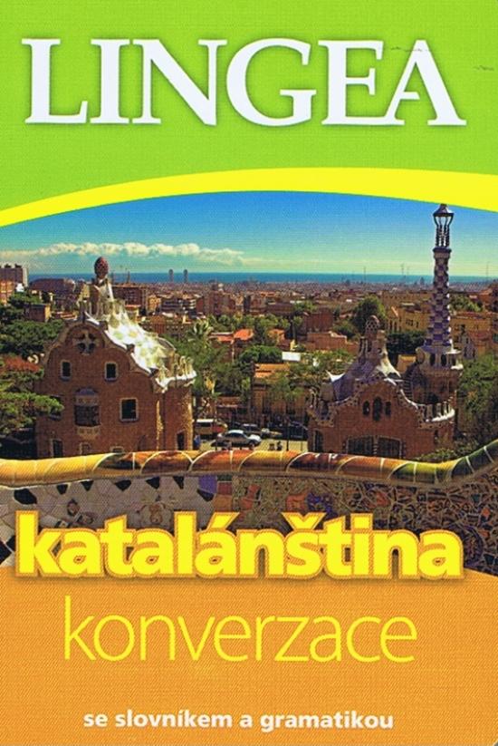 LINGEA CZ-Katalánština - konverzace se slovníkem a gramatikou