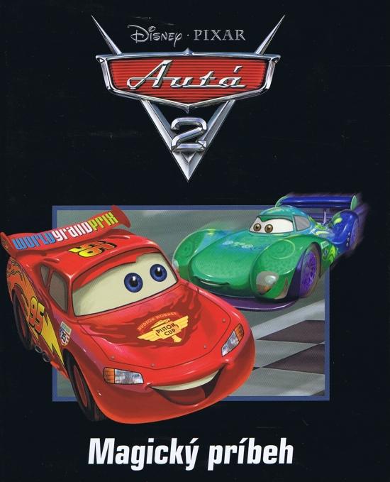 Autá 2 - Magický príbeh