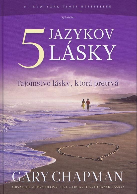 Päť jazykov lásky - 2. vydanie