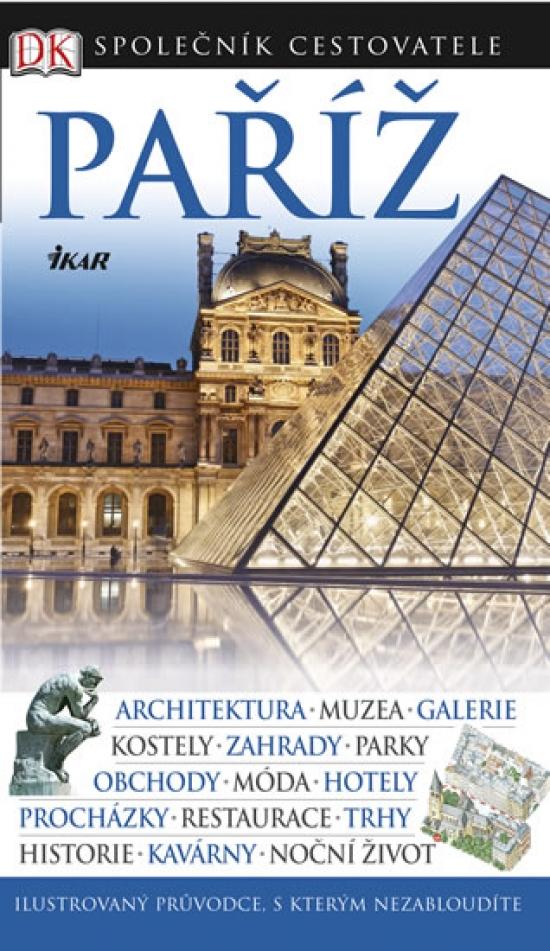 Paříž - Společník cestovatele - 7. vydanie