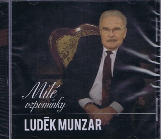 Luděk Munzar – Milé vzpomínky - CD