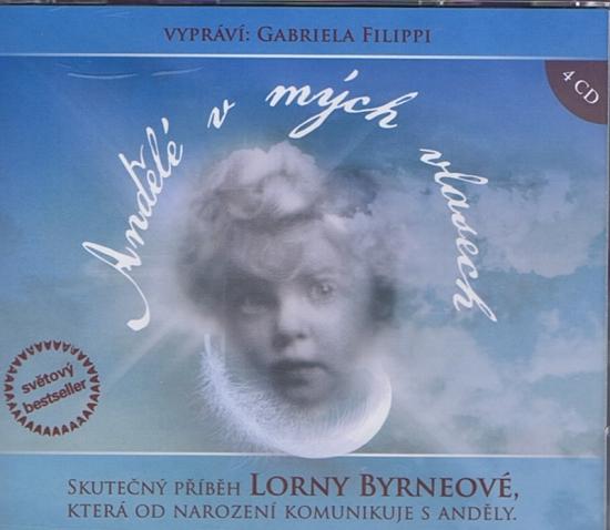 Andělé v mých vlasech 4 CD - Gabriela Filippi