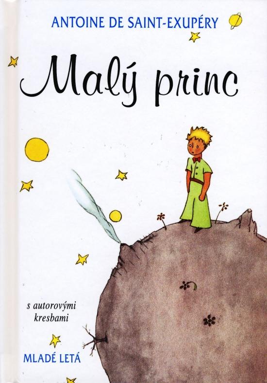 Malý princ s autorovými kresbami - 11. vydanie